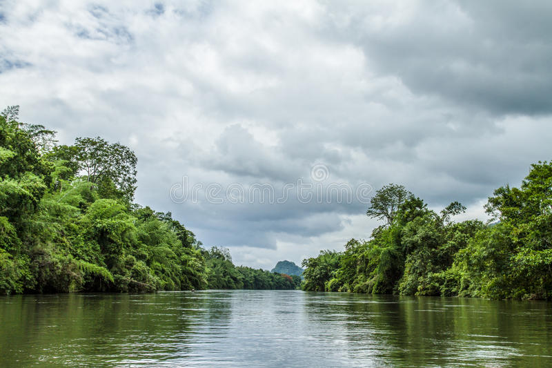 River royalty free stock photo