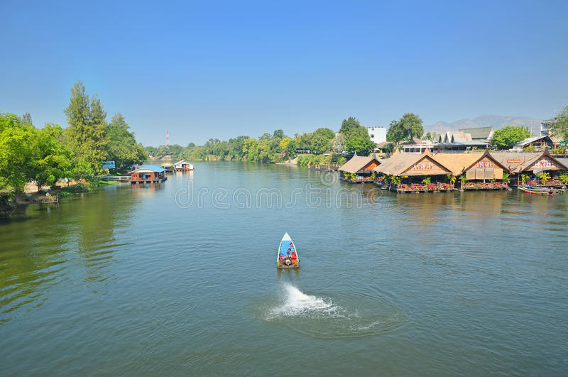 Download River Kwai editorial image. Image of buildings, hospitality - 33063075