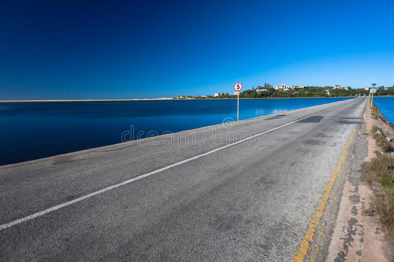Download River Lagoon Low Crossing Royalty Free Stock Photos - Image: 26569398