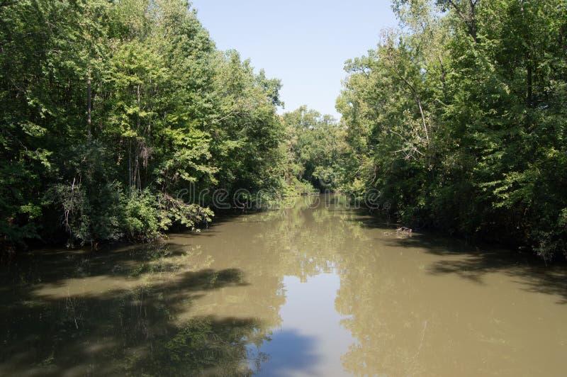River in Michigan stock photos