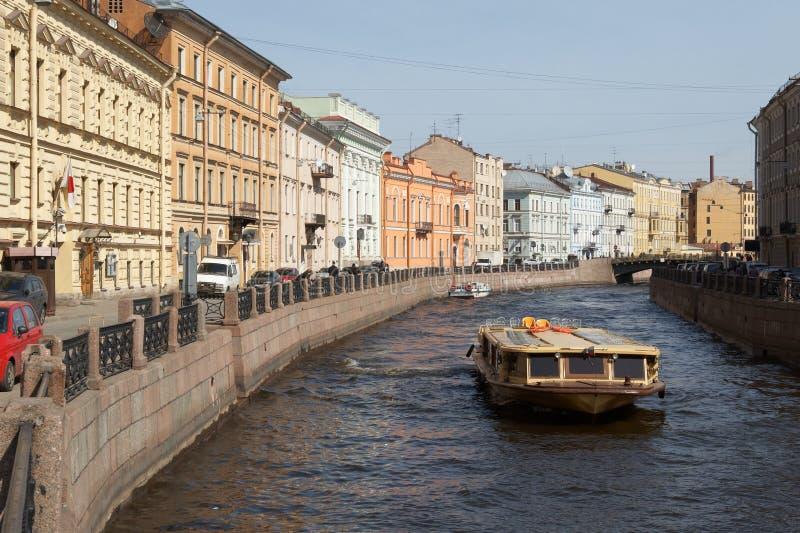 Download River Mojka stock image. Image of europe, parked, coast - 17540281