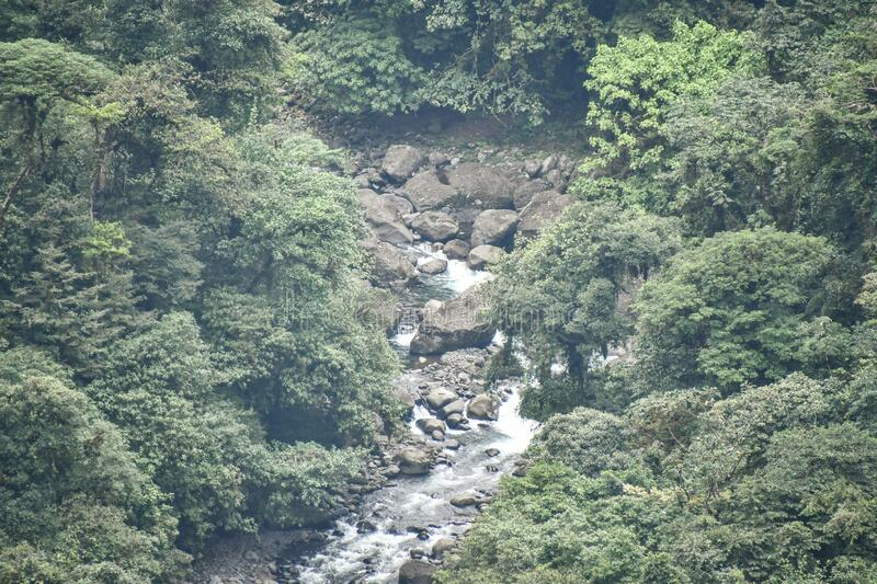 River in mountains, photo as a background. Digital image royalty free stock photo