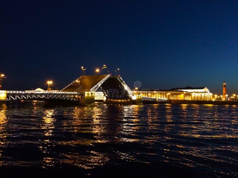 River Neva stock images