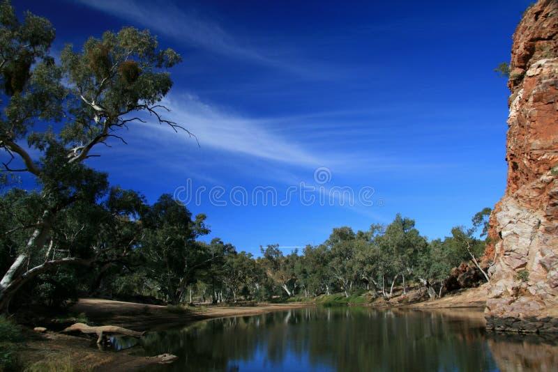Download River - Ormiston Gorge, Australia Stock Photo - Image of canyon, stream: 5911660