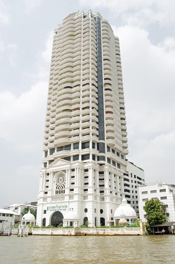 Download River Park Hotel, Bangkok editorial photo. Image of tall - 36669671