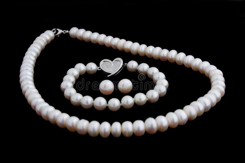 River pearl royalty free stock photos