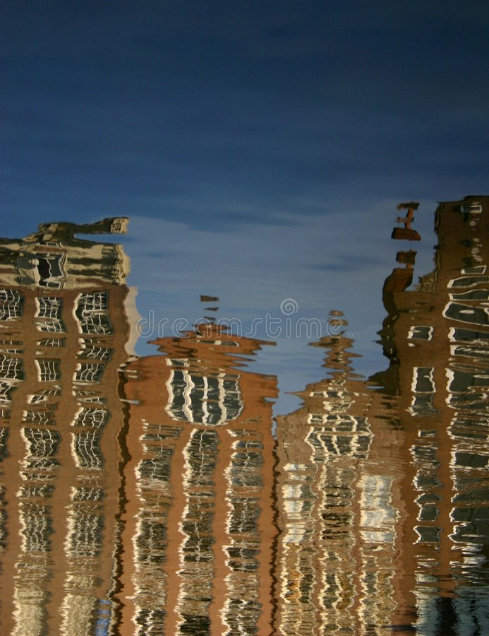 Download River reflections stock photo. Image of canal, tourist - 1707846