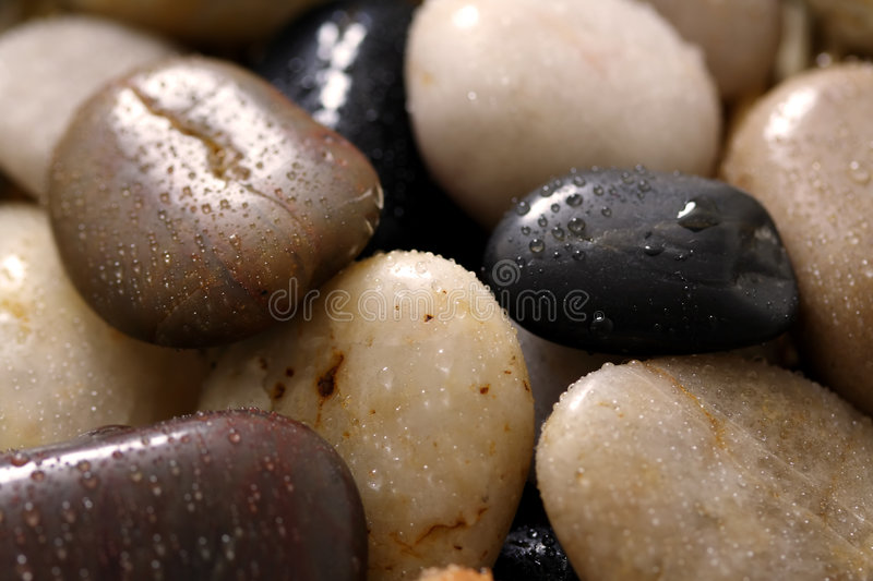 River Rocks Royalty Free Stock Images