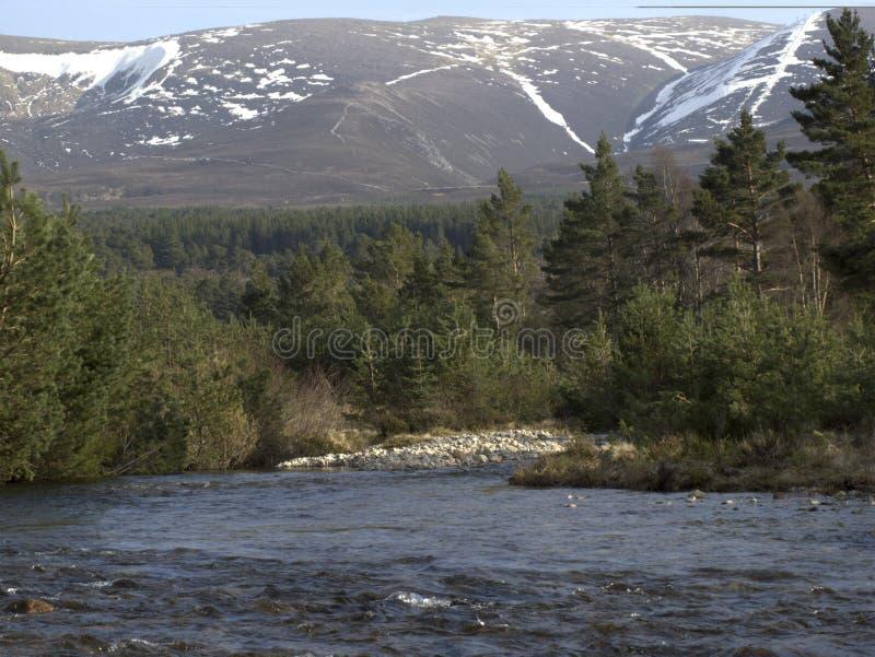 Download River Running Into Loch Morlich, Avimore Stock Image - Image: 33379613