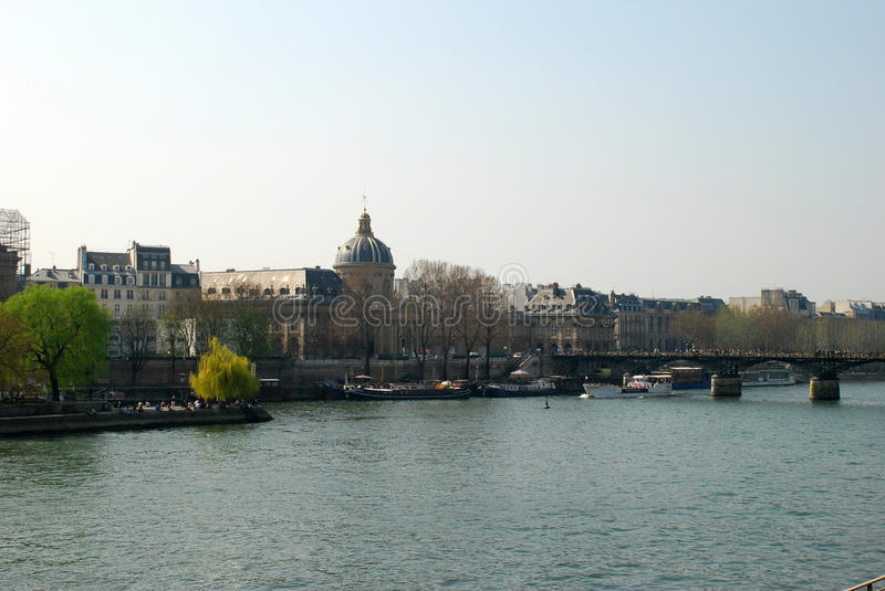 Download The River Seine Stock Photography - Image: 24113602