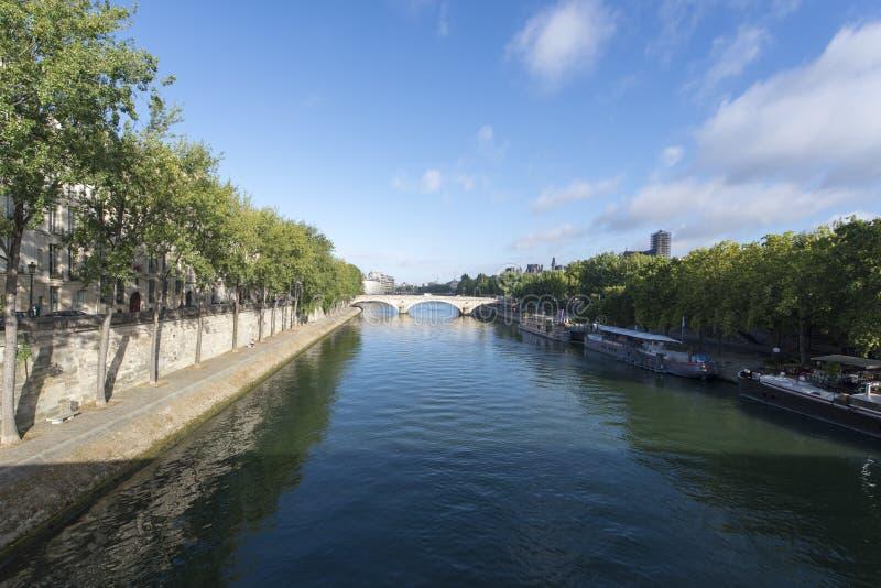 River Seine, Paris royalty free stock photography