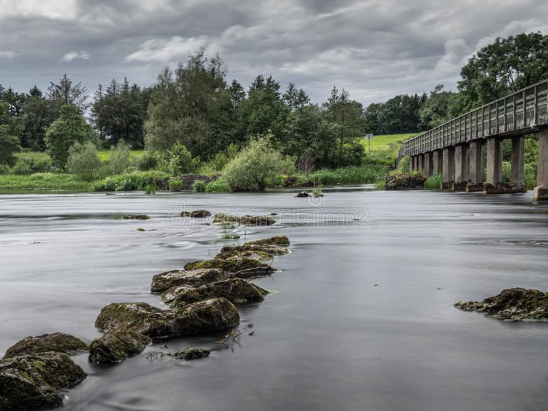 River Shannon royalty free stock photography
