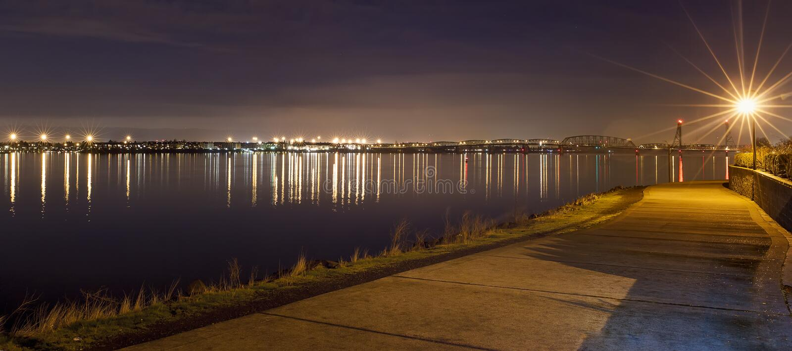 Download River side stock image. Image of view, road, portland - 28724645