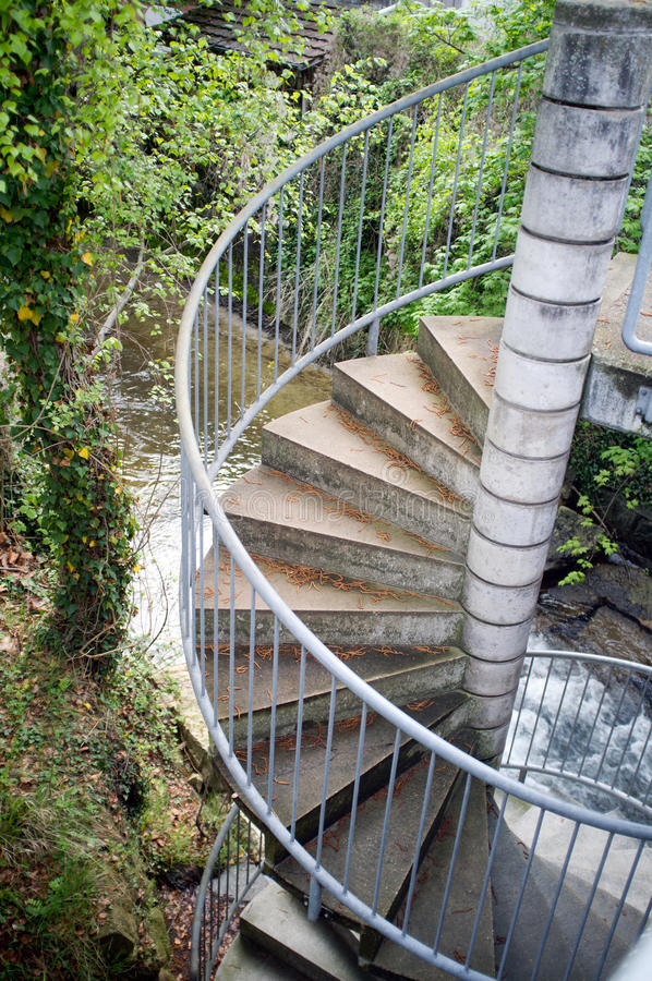 Download River stairs stock photo. Image of landscape, brook, rural - 31292612