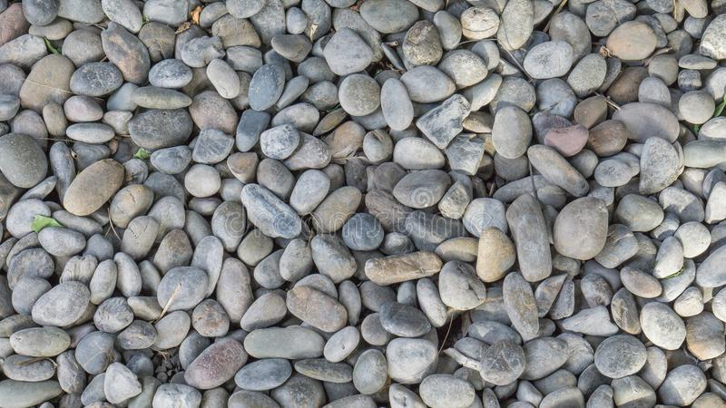 River stones background texture royalty free stock photography