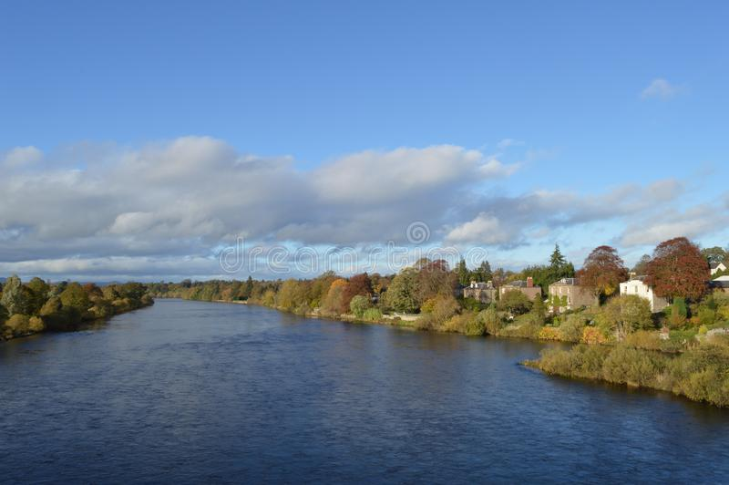 The River Tay royalty free stock photos