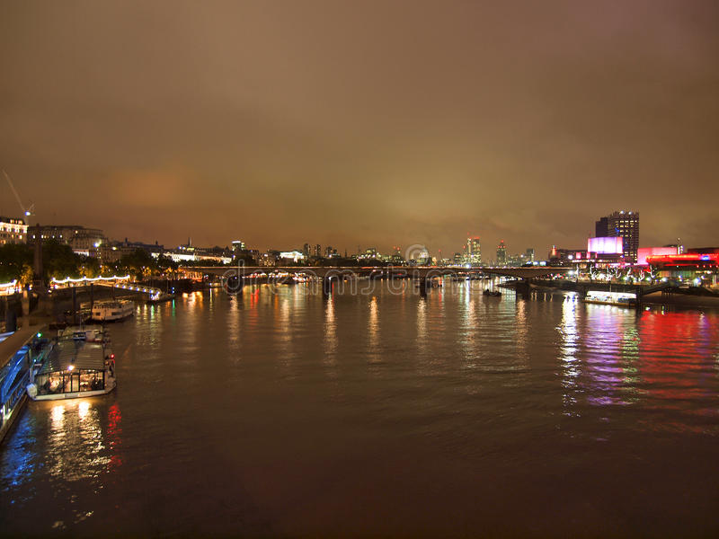 Download River Thames in London stock image. Image of kingdom - 20076459