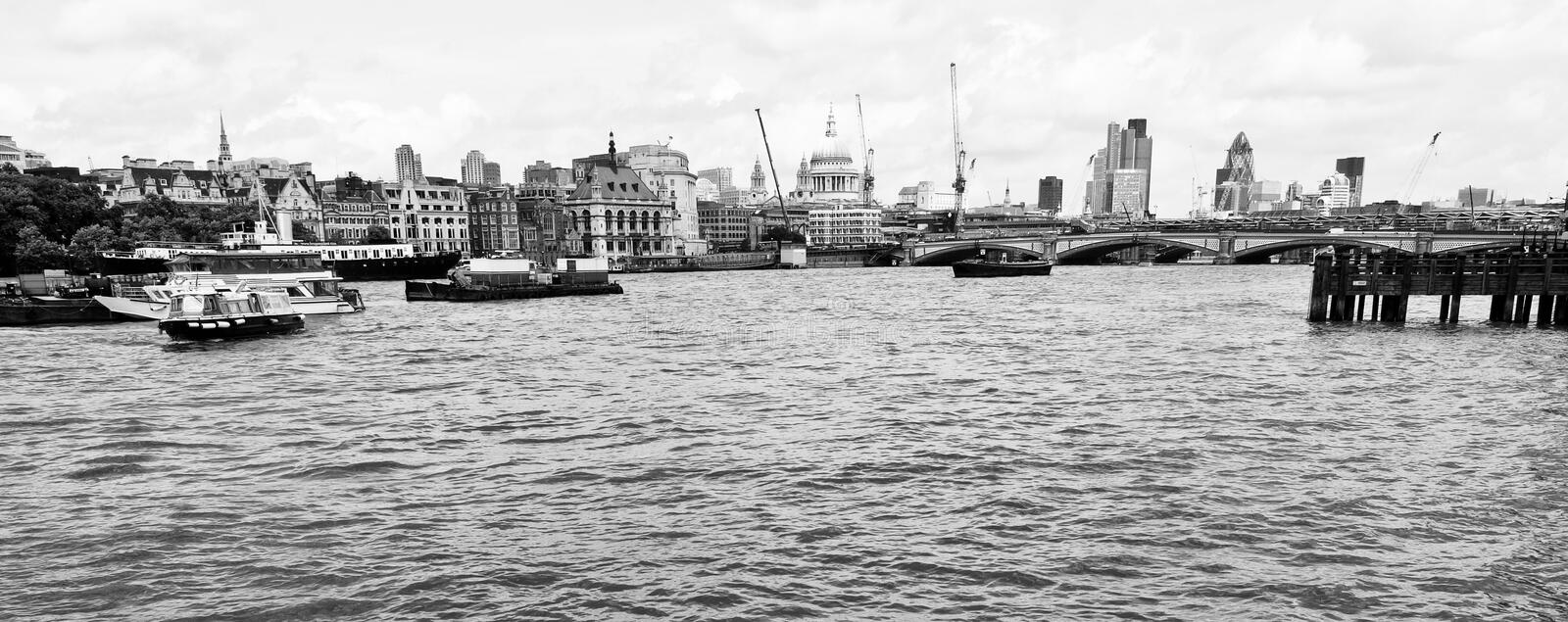 Download River Thames in London stock photo. Image of london, water - 20678954