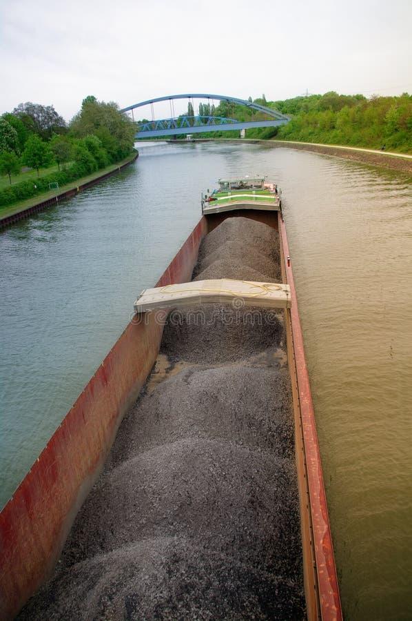 River transportation royalty free stock image