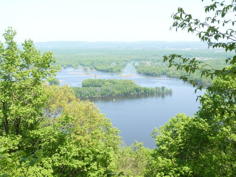 River Valley foto de archivo