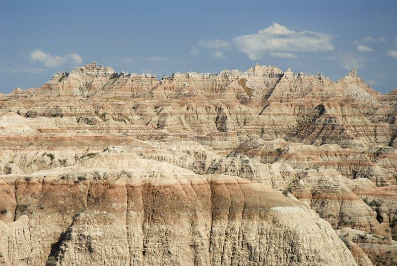 River Valley bianco trascura immagini stock