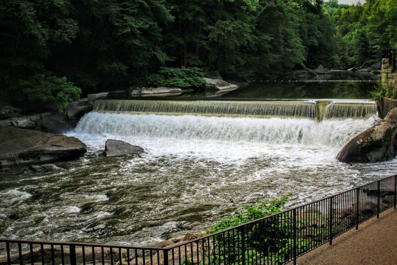 River walk royalty free stock photo