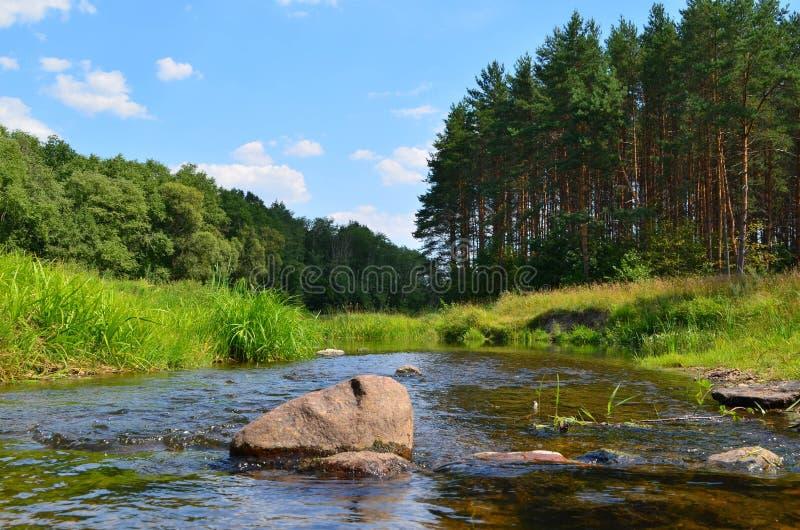 River, Water, Nature, Stream stock photo