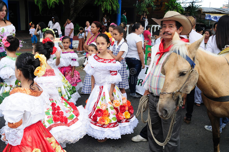 Rivera - Kolumbien stockfotografie