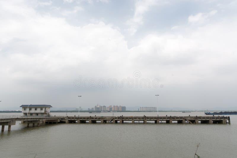 riverbank photo libre de droits
