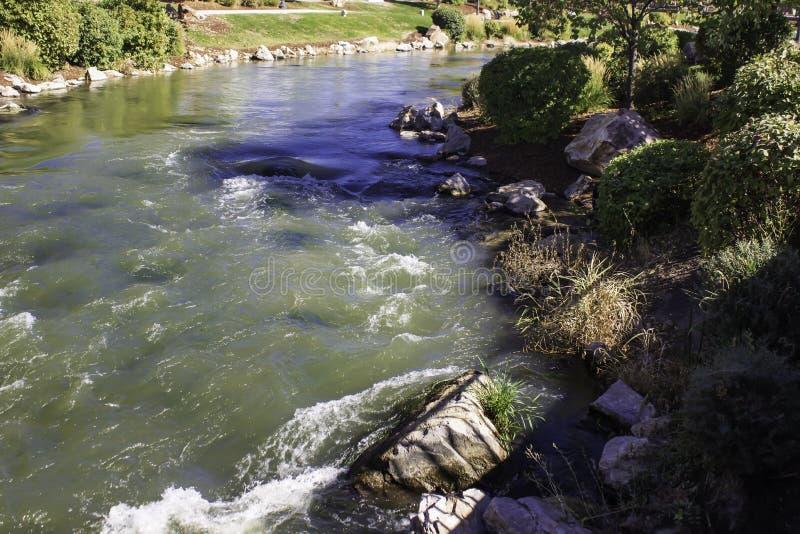riverbanks fotografia stock libera da diritti