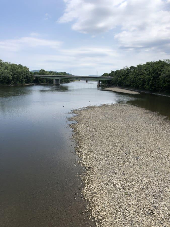 riverbed στοκ εικόνες
