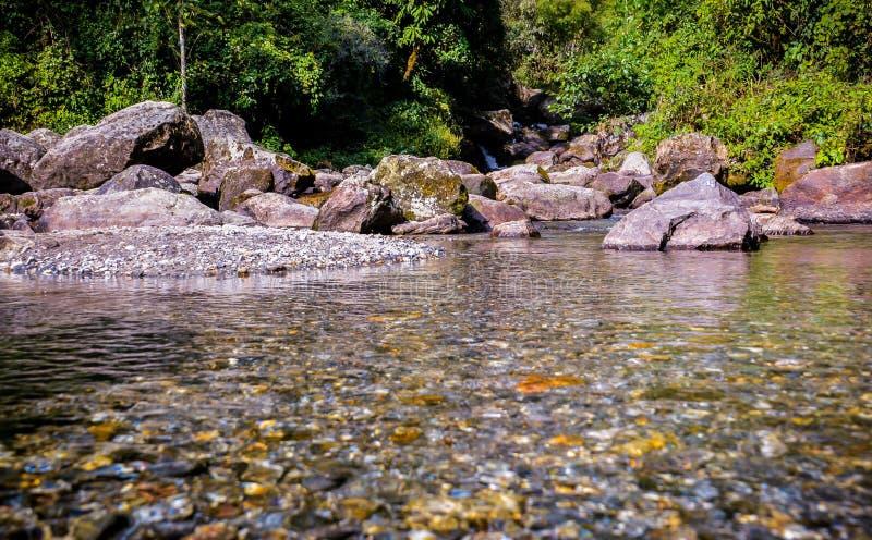 riverbed στοκ εικόνες με δικαίωμα ελεύθερης χρήσης