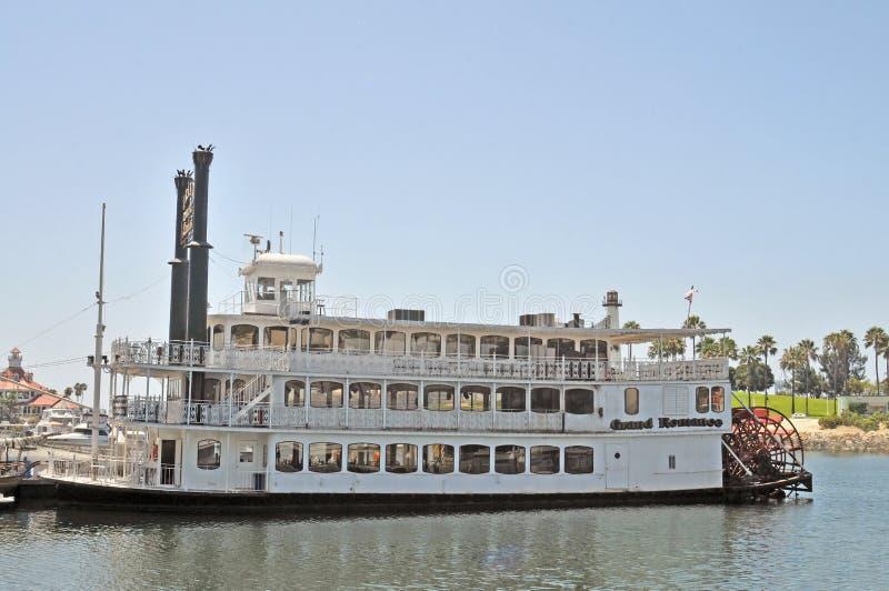 riverboat zdjęcie royalty free