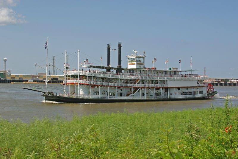 Riverboat de Mississippi imagem de stock royalty free