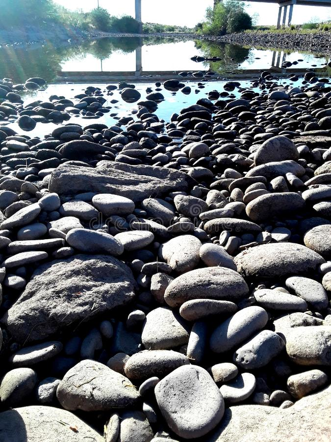 RIVERBOTTOM photos libres de droits