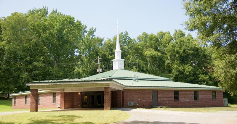 Rivercrest kościół baptystów Bartlett, TN zdjęcie stock