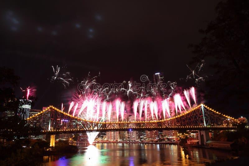 Download Riverfire Festival In Brisbane Editorial Photo - Image: 28081671