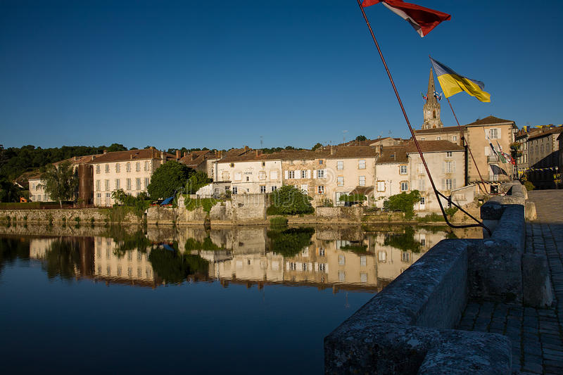 Vienne /Confolens royalty free stock images