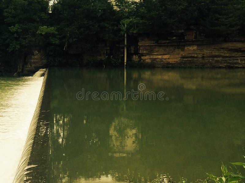 riverside fotografia stock
