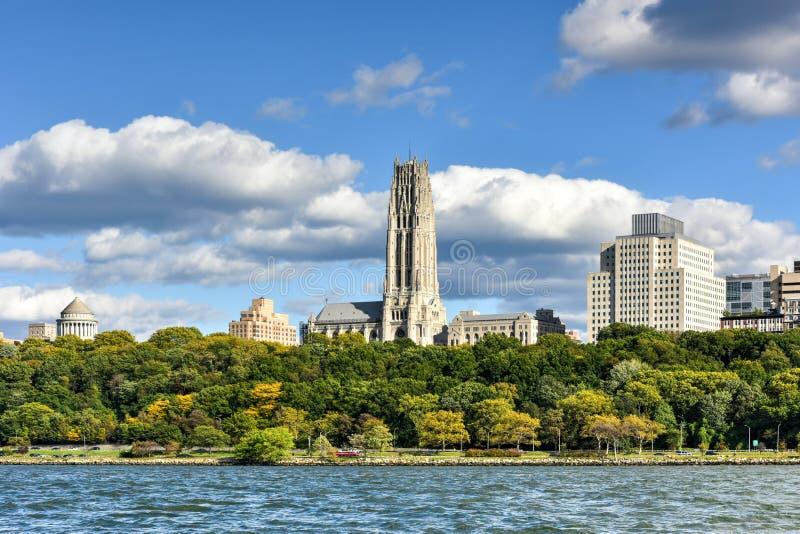 Riverside Church - New York stock photography