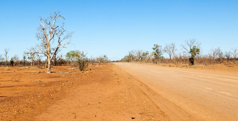 Riversleigh far in outback Queensland stock photography