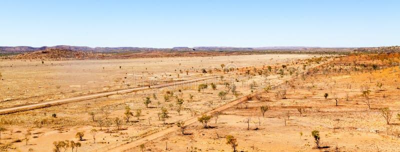 Riversleigh no interior distante Queensland fotos de stock royalty free