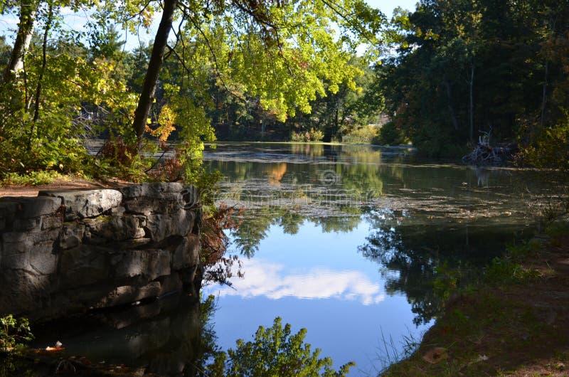riverview fotografie stock libere da diritti
