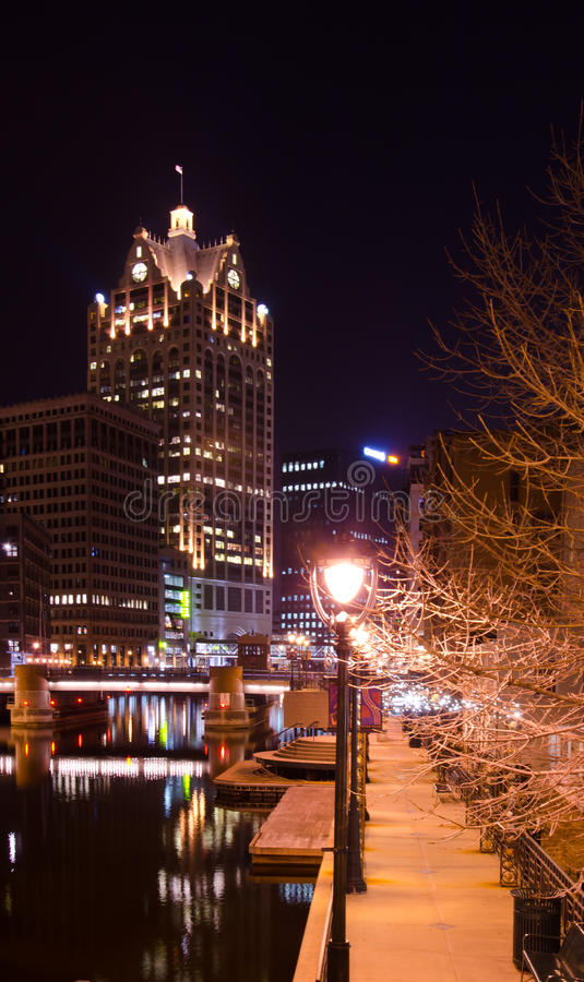Download Riverwalk looking South stock photo. Image of cityscape - 23922804