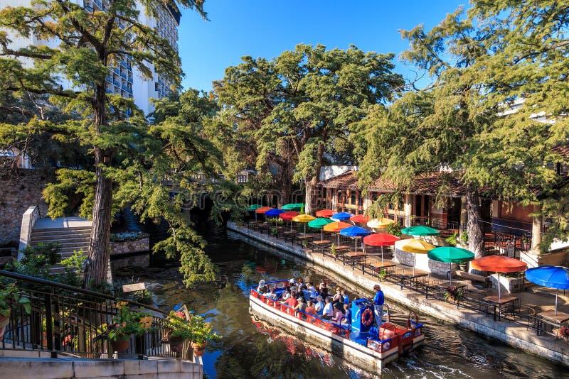 Riverwalk San Antonio imagens de stock royalty free