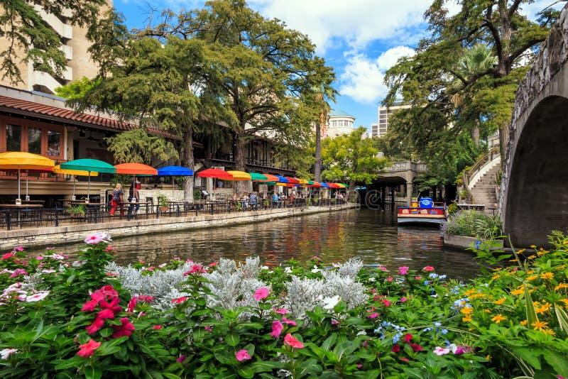 Riverwalk San Antonio στοκ εικόνες με δικαίωμα ελεύθερης χρήσης