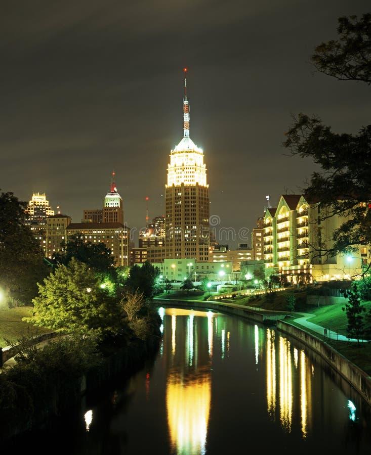 Riverwalk, San Antonio, Teksas. fotografia stock