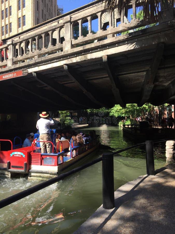 Riverwalk in San Antonio Texas fotografia stock libera da diritti