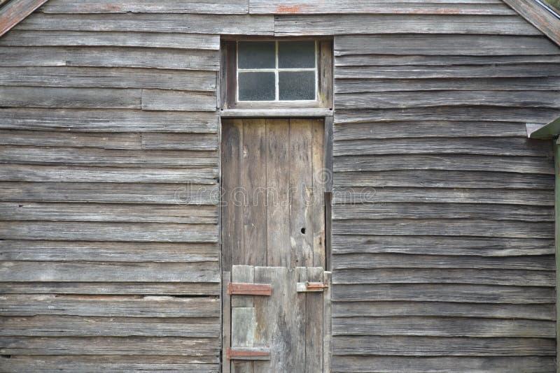 Rivestimento di legno stagionato fotografia stock libera da diritti