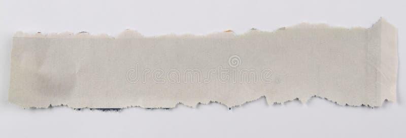 rivet papper arkivfoton